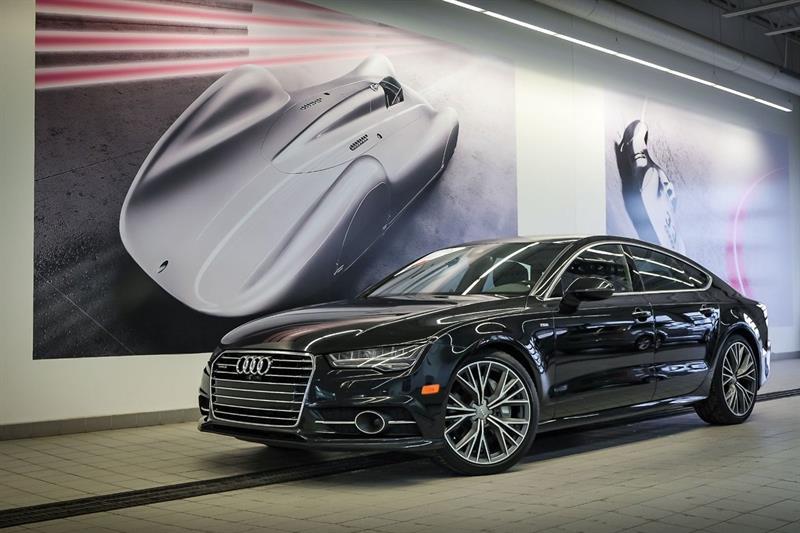Audi A7 2017