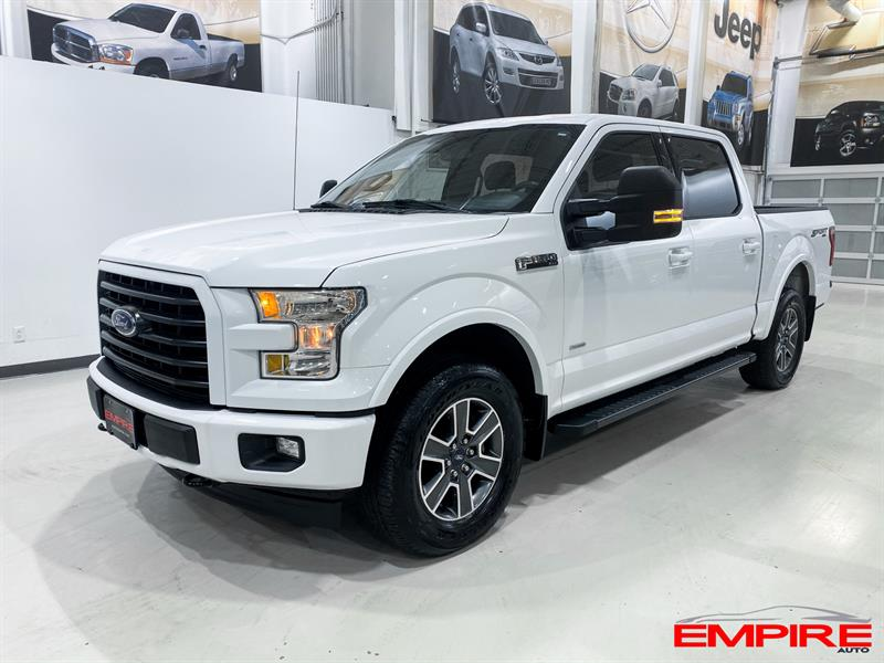 Ford F150 2017 XLT SPORT 4X4 2.7L TOW PACK #A26825
