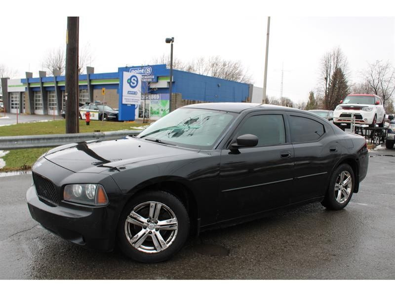 Dodge Charger 2007 RWD A/C CRUISE BLUETOOTH!!! #4971