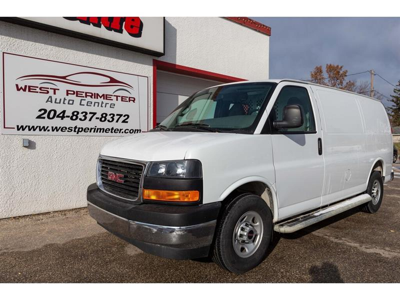 2017 GMC Savana 2500 Work Van **LEASE OR PURCHASE** #5653