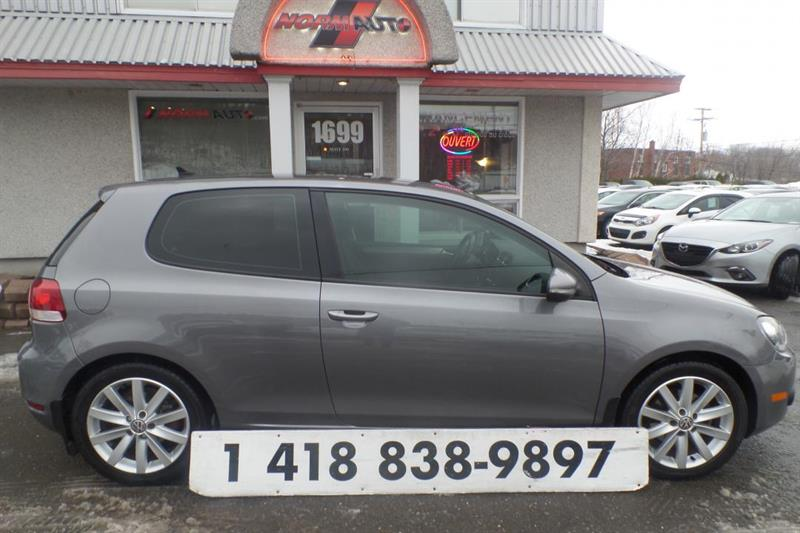 2010 Volkswagen Golf 3-door