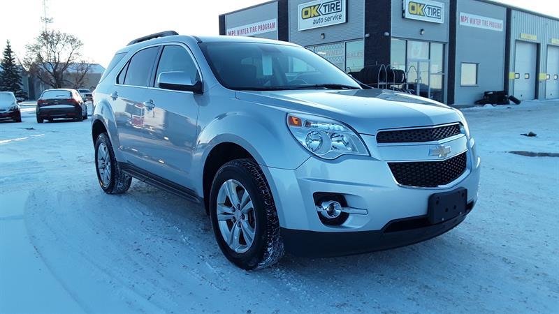 2013 Chevrolet Equinox 2LT #P603
