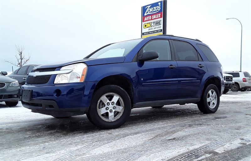 2007 Chevrolet Equinox LS #P572