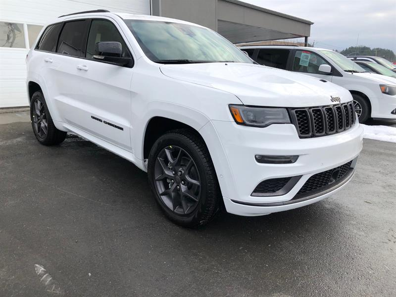 Jeep Grand Cherokee 2020 Limited X 4x4 #40333