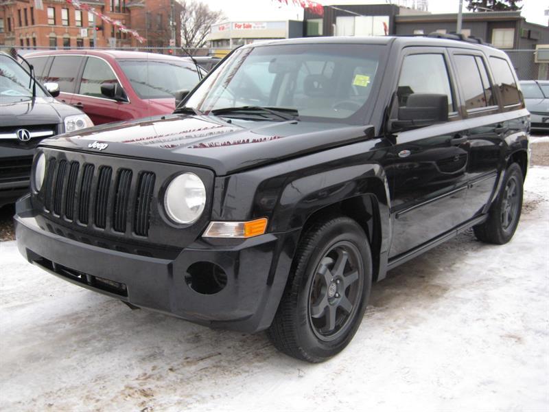 2008 Jeep Patriot 4WD 4dr Sport #730408