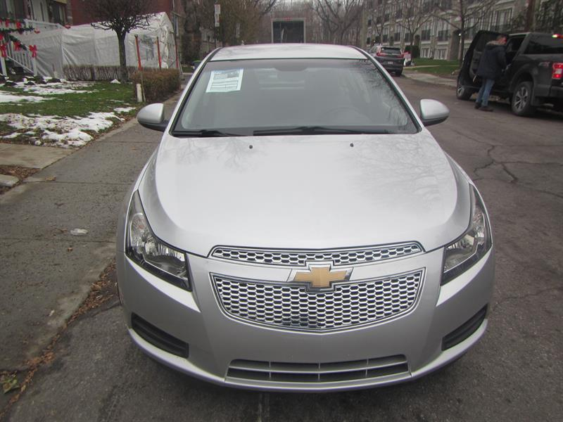 Chevrolet Cruze 2012   **PAY WEEKLY $49 SEMAINE ** #2589 ***163045