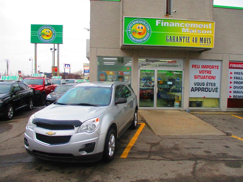 2011 Chevrolet Equinox FWD 4dr LS #19-023-1