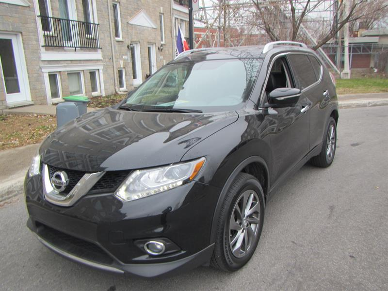 Nissan Rogue 2015 AWD PAY WEEKLY $59   #2613 ***916710