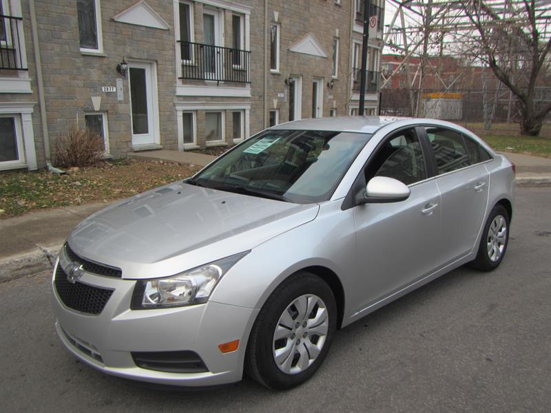 Chevrolet Cruze 2014 PAY WEEKLY $49 4dr Sdn 1LT #2611 ***362647