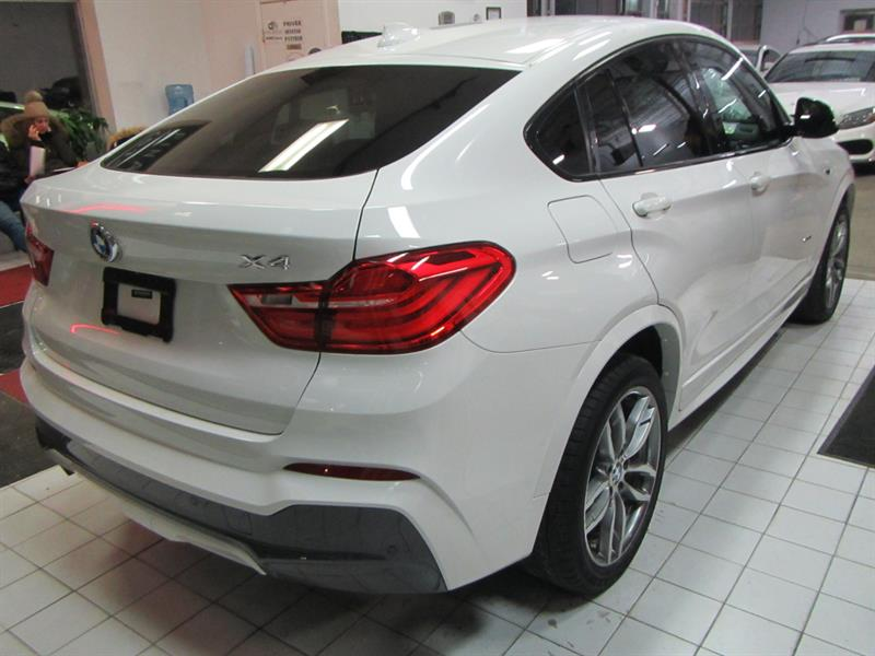 BMW X4 2016 M.PACKAGE*AWD *PAY WEEKLY $79 SEMAINE * #S2596 ***R22112