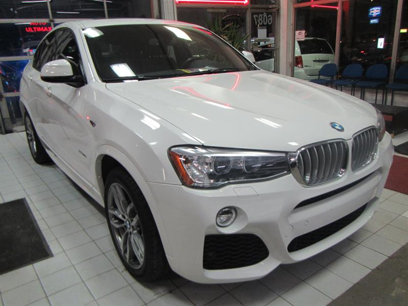 BMW X4 2016 M.PACKAGE*AWD *PAY WEEKLY $79 SEMAINE * #2596 ** R22112