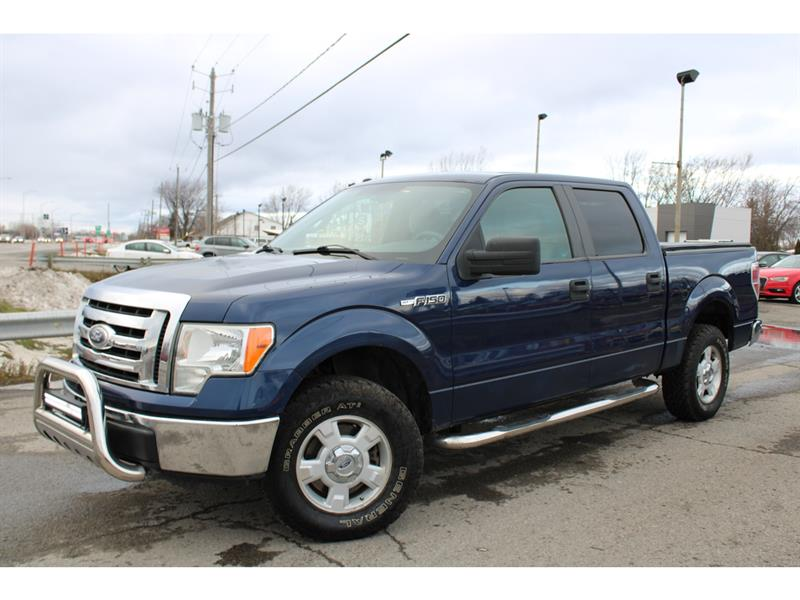 Ford F-150 2010 4WD SuperCrew 145 XLT 6 PASS. #5026