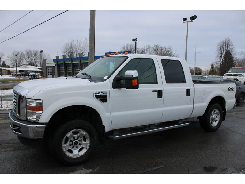 Ford F-250 2010 4WD CrewCab XLT BLUETOOTH!! #5008