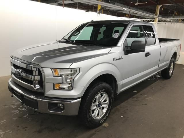 Ford F150 2016 4WD SuperCab 5.0L 8 FT BOX #A88571