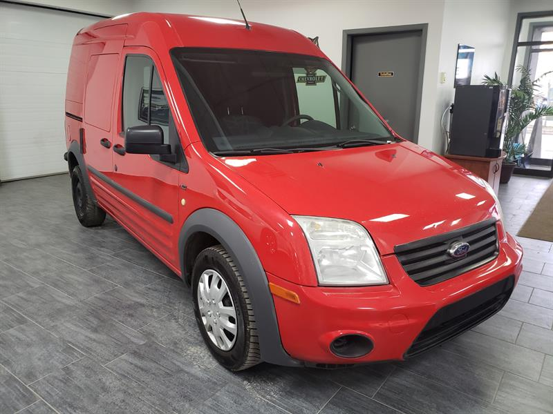2012 Ford Transit Connect 114.6 XLT w-rear door glass #CT096748