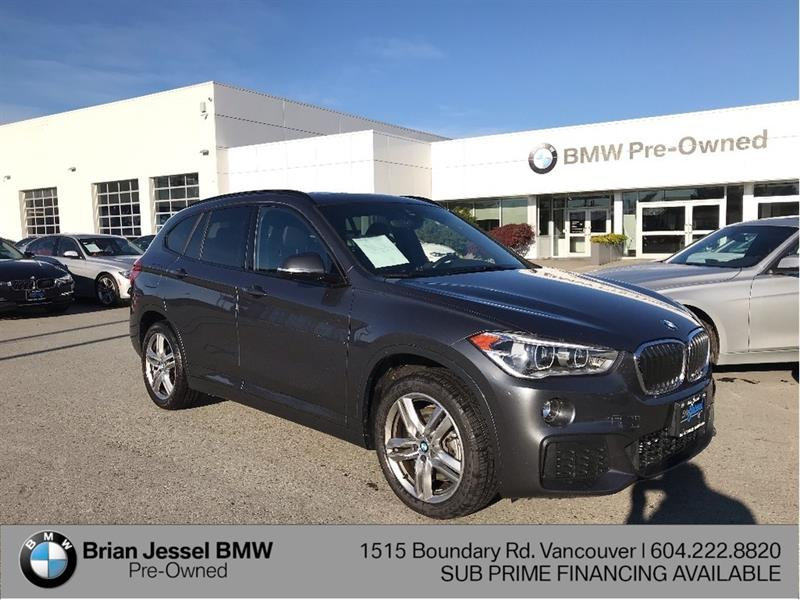 2018 BMW X1 - M Sport Edition - #BP8581