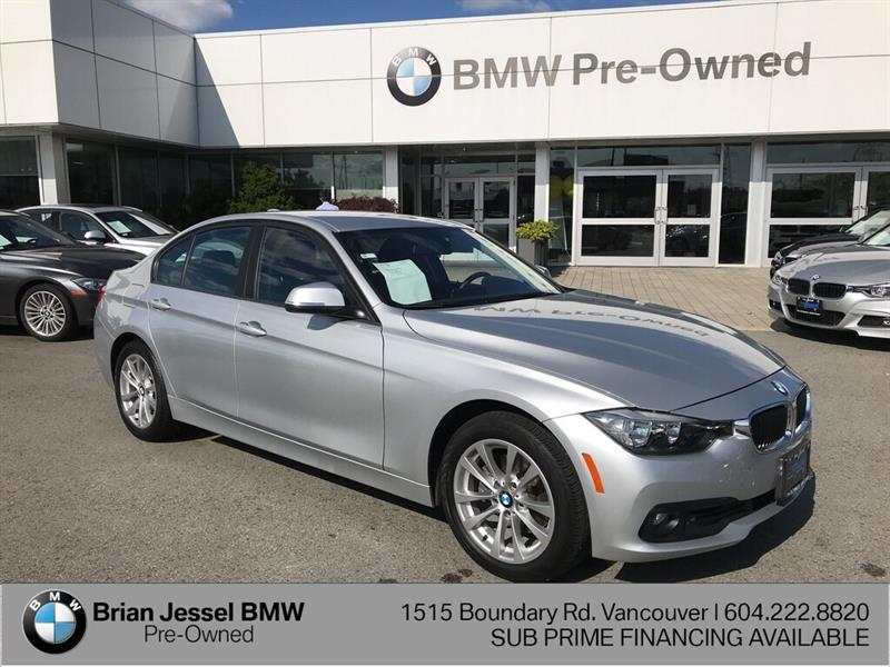 2016 BMW 320I - Tech Pkg - #BP8752
