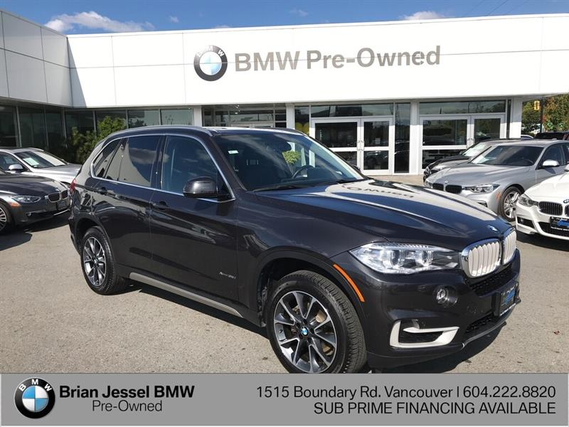 2018 BMW X5 - Premium Pkg, H/K Sound - #BP8735