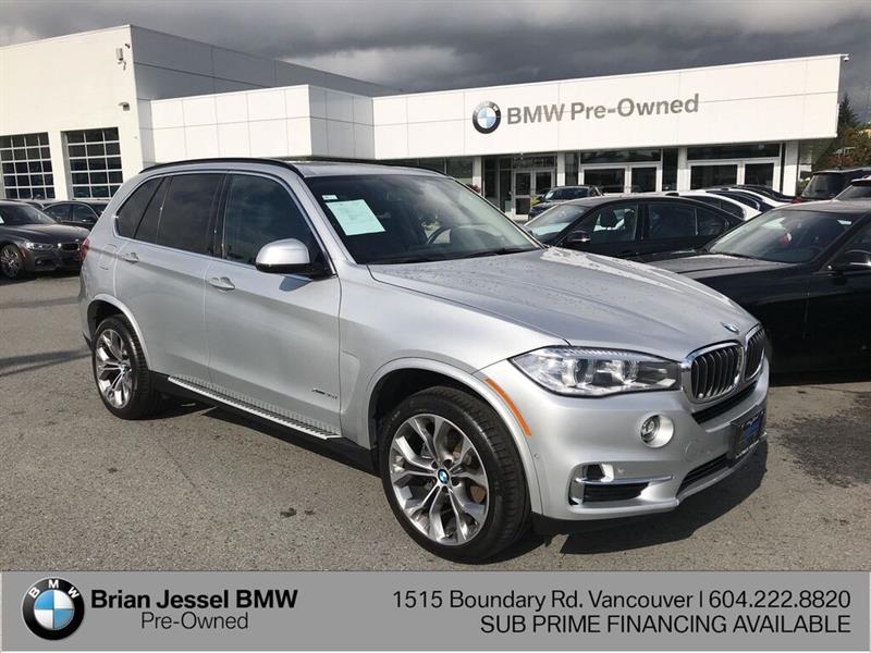 2015 BMW X5 -Premium Pkg, H/K Sound - #BP8837