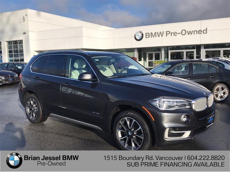 2015 BMW X5 -  Premium Pkg, H/K Sound - #BP8899
