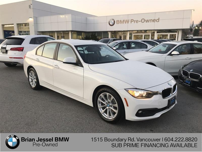 2016 BMW 320I - Tech Pkg - #BP8953