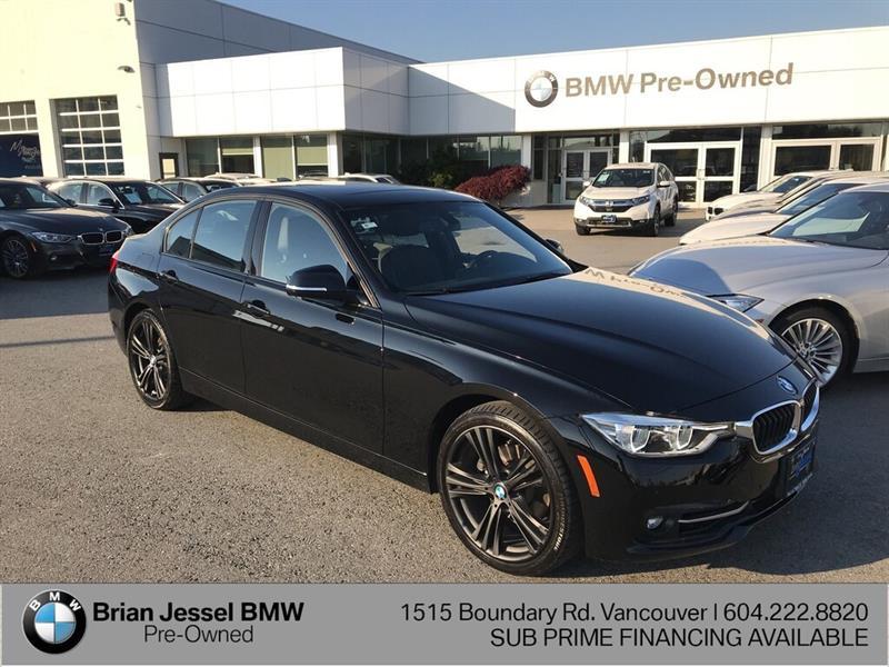 2016 BMW 328I - Sport Line, Premium Pkg - #BP8969