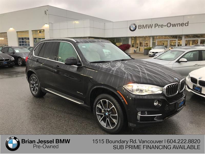 2017 BMW X5 #BP8987