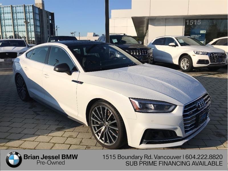 2018 Audi A5 quattro #BP9088