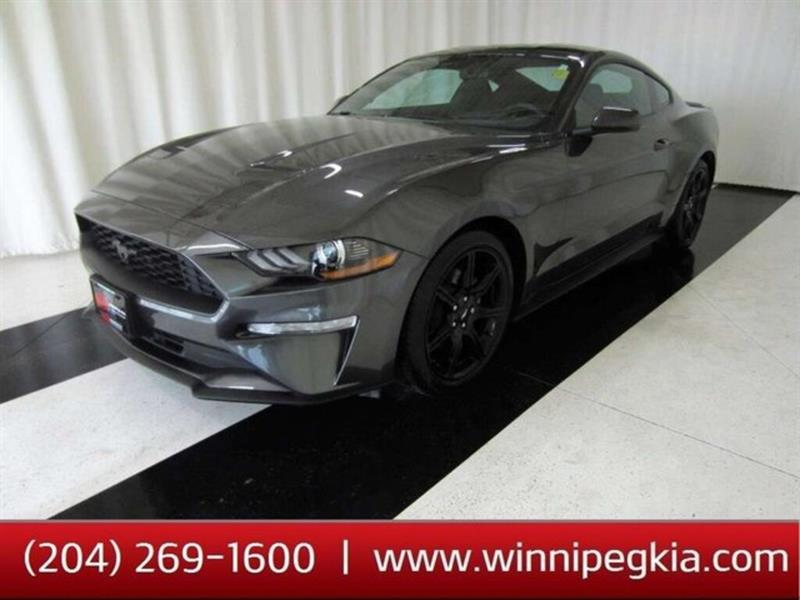 2018 Ford Mustang EcoBoost #16JW77164A