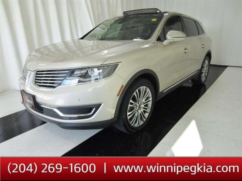 2017 Lincoln MKX Reserve #17LM27927
