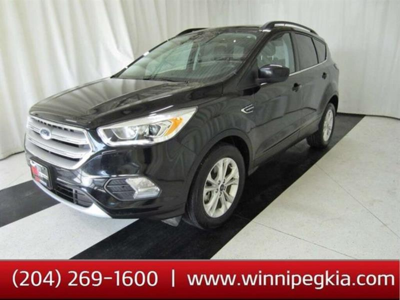 2018 Ford Escape SEL #18FE12859A