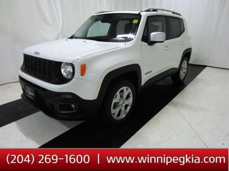 2017 Jeep Renegade Limited #17JR52712