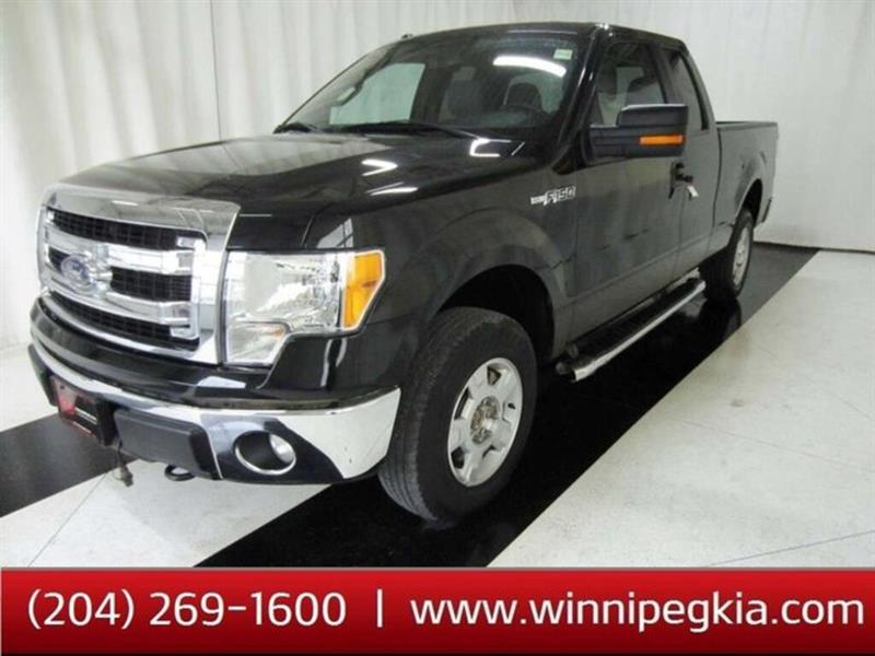 2014 Ford F-150 XLT #16DR53513A