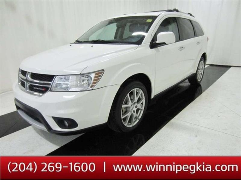 2017 Dodge Journey GT #17DJ44369