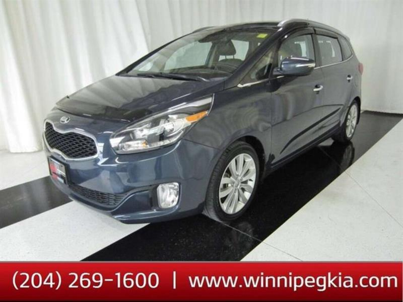 2014 Kia Rondo EX w/3rd Row #20SO507A