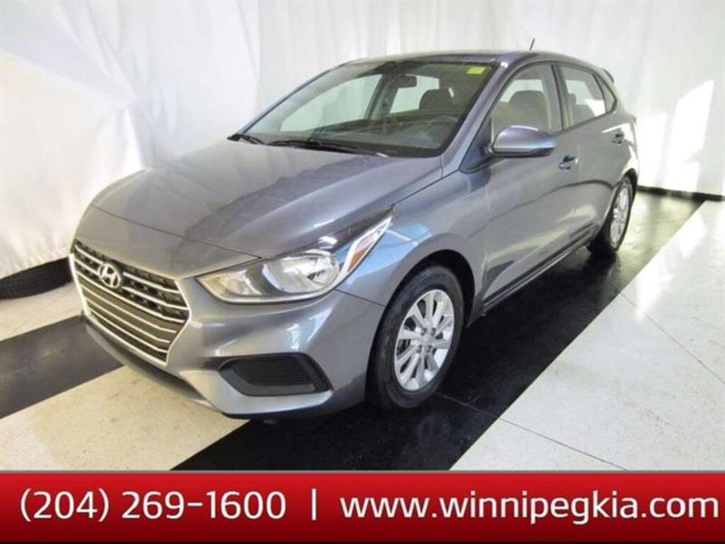 2019 Hyundai Accent Preferred #19HA45058