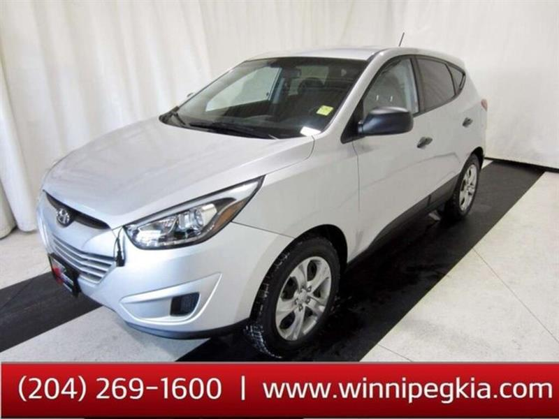 2015 Hyundai Tucson GL #20SO519A