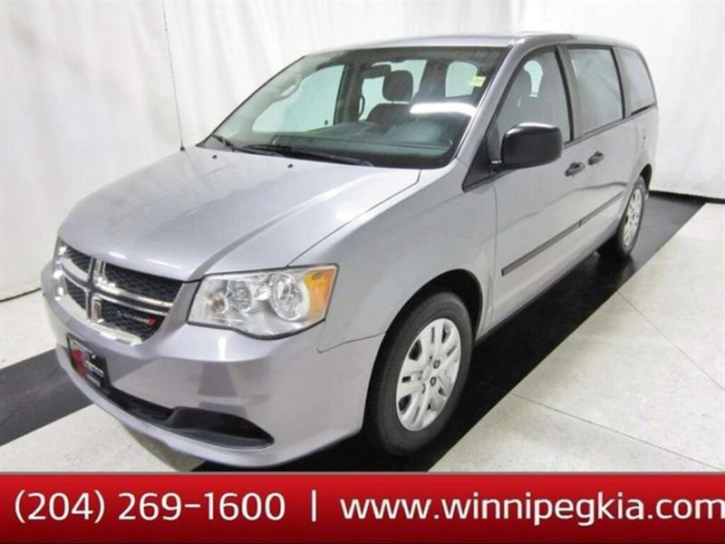 2014 Dodge Grand Caravan SE #20SP303AA