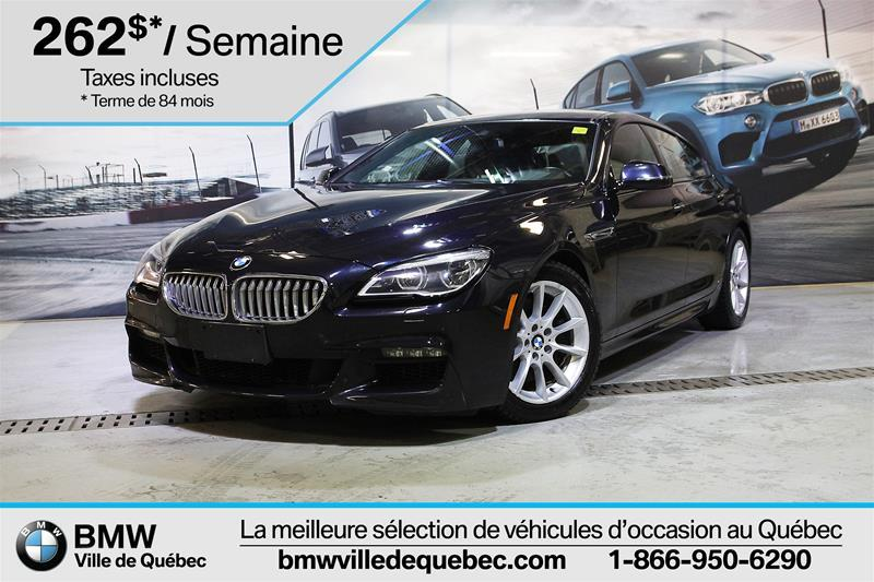 2019 BMW 650 xDrive Gran Coupe #U5801
