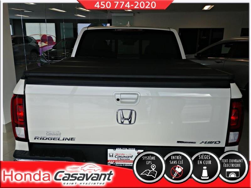 Honda Ridgeline 3