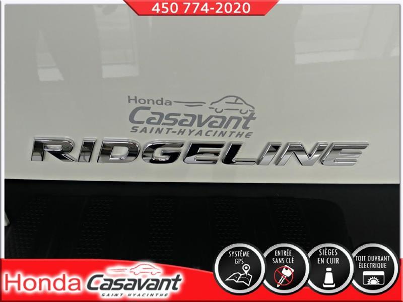 Honda Ridgeline 6