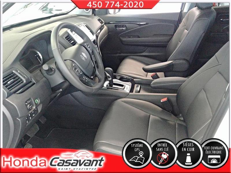 Honda Ridgeline 11