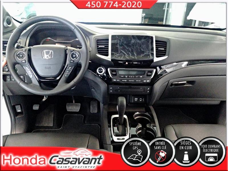 Honda Ridgeline 17