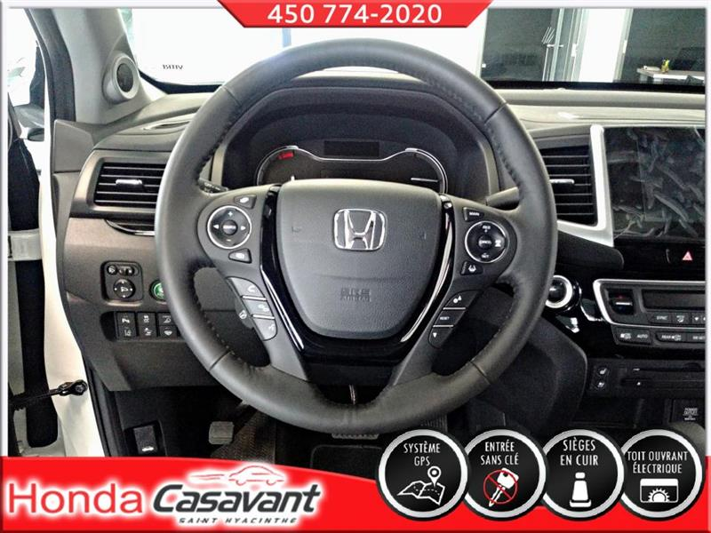 Honda Ridgeline 18