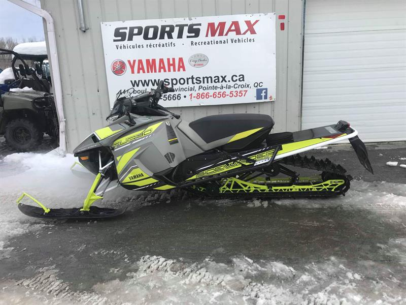 Yamaha Sidewinder BTX 2018