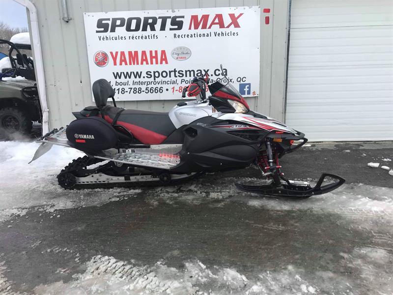 Yamaha APEX XTX LE 2016