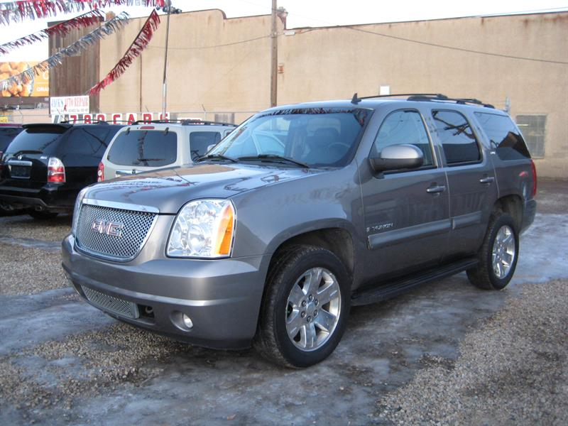 2007 GMC Yukon 4WD 4dr 1500 #150979