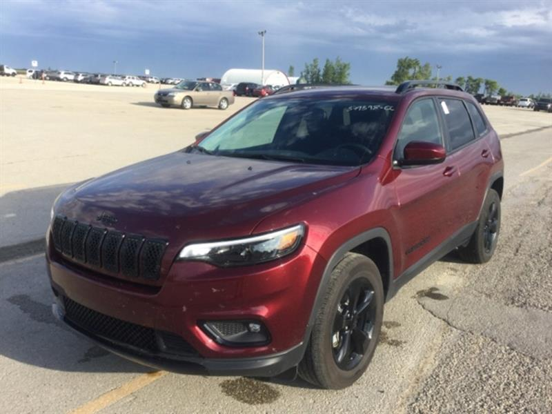 2019 Jeep Cherokee Altitude *4x4/B.tooth/Back.Cam/Htd Seats #24217