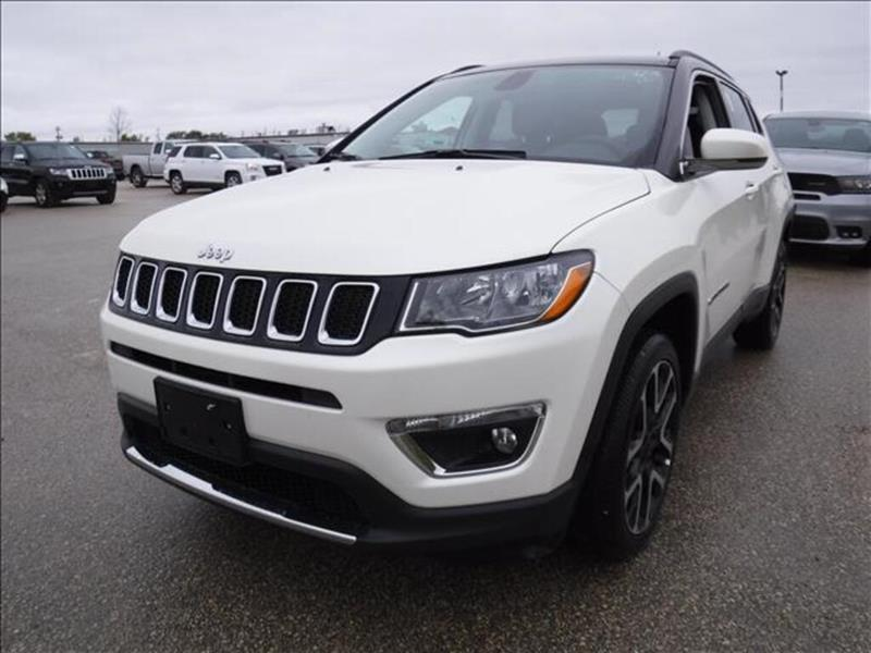 2019 Jeep Compass Limited *4WD/Navi/B.tooth/Htd Lthr/Pano Roof #24216