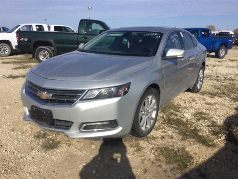 2018 Chevrolet Impala LT *B.tooth/Back.Cam/Htd Lthr/Pano Roof/V6 #24220